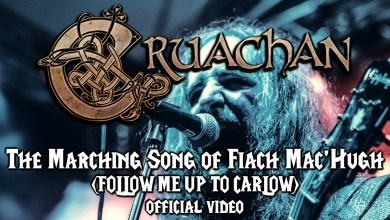 Photo of Cruachan Release Video Before Button Factor Gig