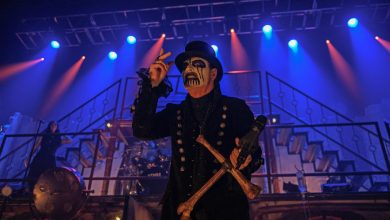 Photo of Photos: King Diamond In Cleveland