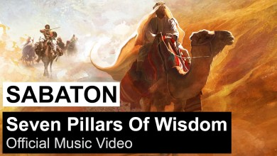 Photo of Sabaton Release Video For 'Seven Pillars Of Wisdom'