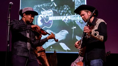 Photo of Gangstagrass Celebrate Woody Guthrie's Music In NY