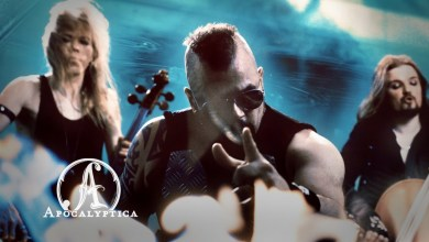 Photo of Apocalyptica Debuts New Song Featuring Sabatons Joakim Brodén