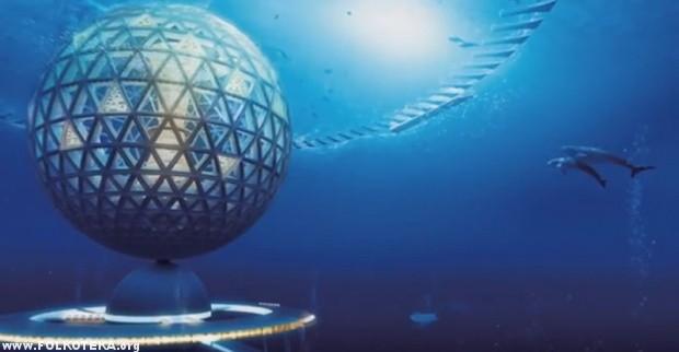 Japan Ocean Spiral