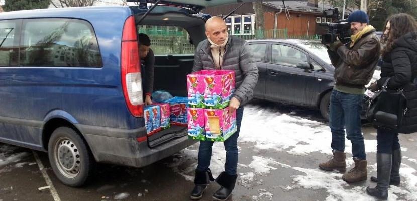 boban rajovic sa poklonima