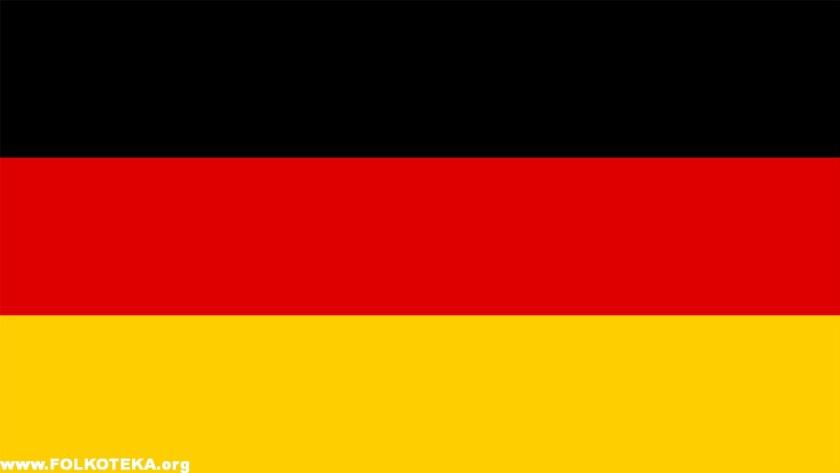 nemačka zastava - zivot u nemackoj