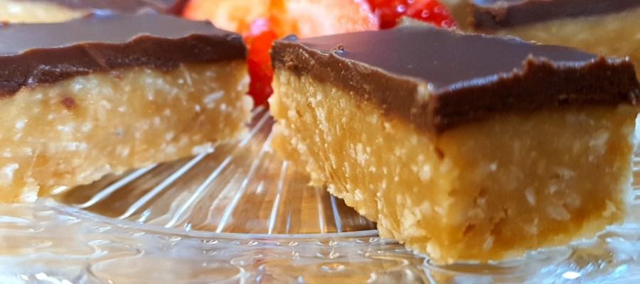 sitni kolač bajadera / bajadere recept
