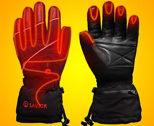 Savior - Best Heated Gloves in 2020
