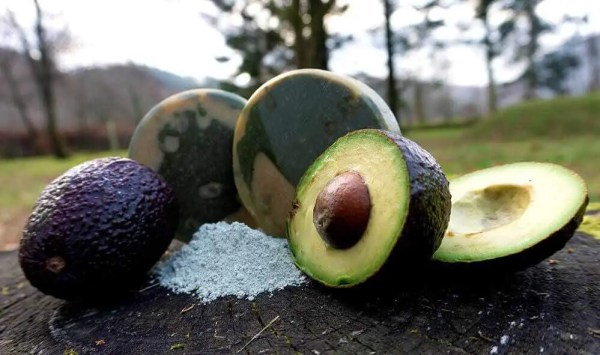 Avocado French Green Clay Soap Bar