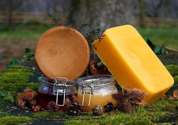 Honey and Oat Soap Bar