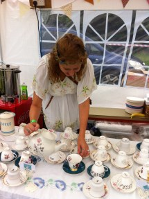 Time for Tea - Vintage tea rooms and The Rebel Bakery