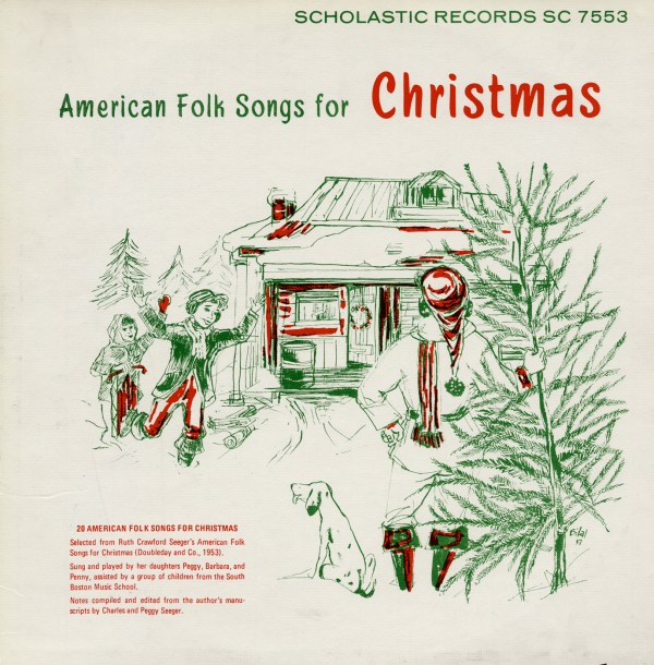 American Folk Songs for Christmas | Smithsonian Folkways ...