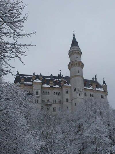 l castello di Hohenschwangau