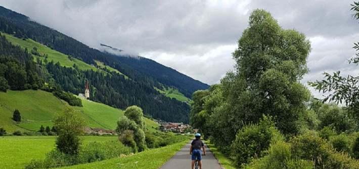 La ciclabile San Candido Lienz