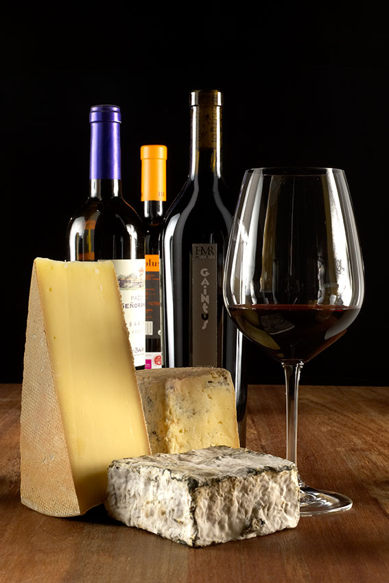 Bons vins i formatges artesans