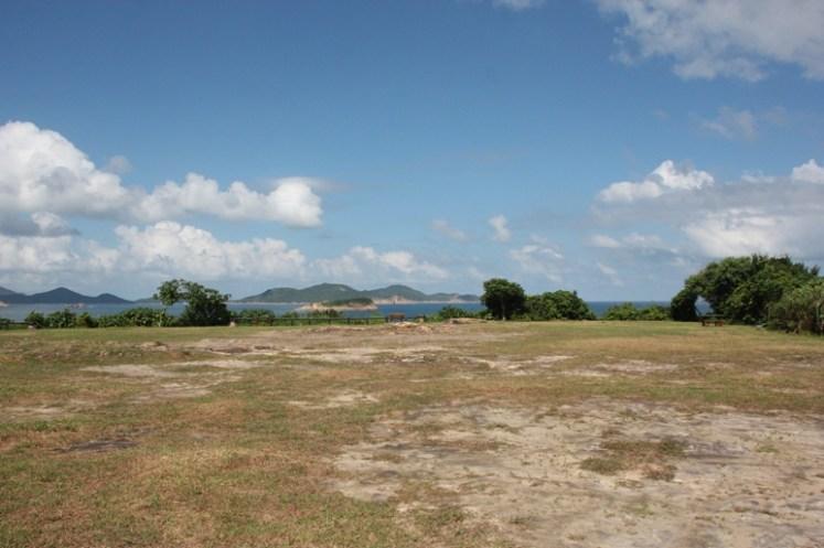 龍蝦灣的風箏場