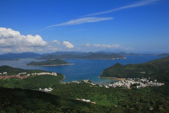 相思灣的風景