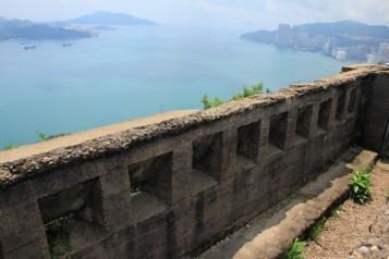 保留完整的碉堡