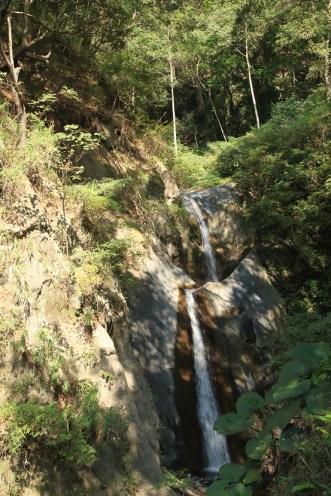 旱季的雙瀑