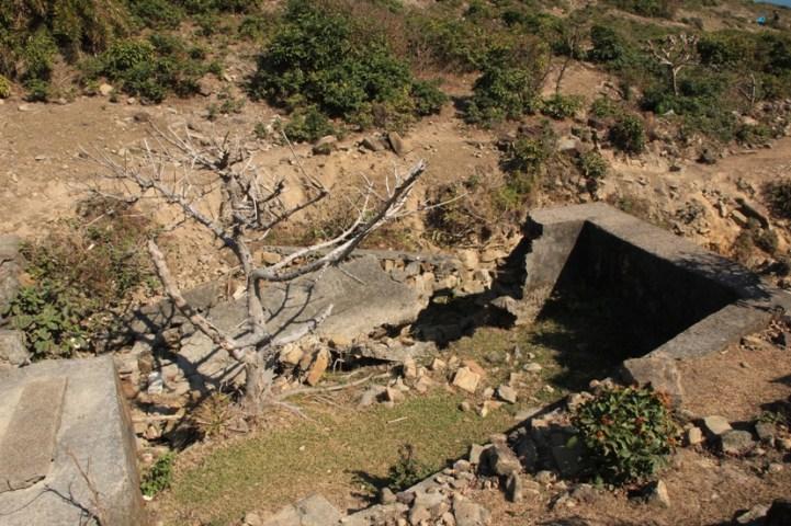 昔日的舊村痕跡