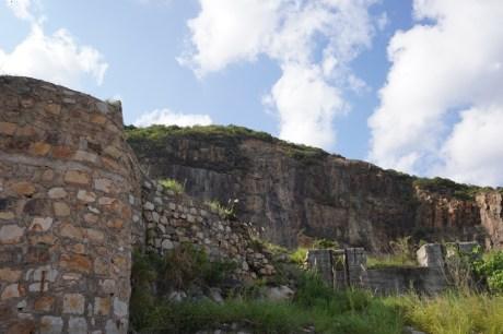 礦場遺址保留得尚算完整