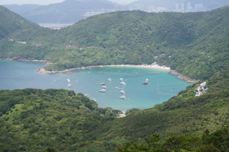 清水灣沙灘