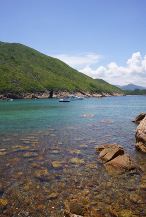 大嶺峒的海岸