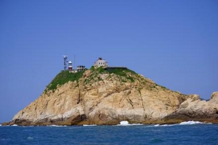 乘船遊覽南島橫瀾尾