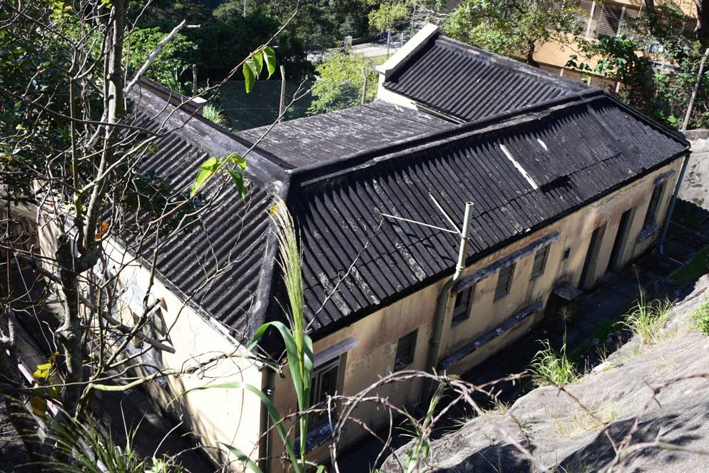 前黃泥涌水塘工人宿舍 (二級歷史建築)