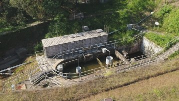 薄扶林水塘量水站