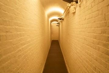 軍火庫的走廊