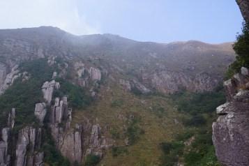 如仙境般的積木崖與天窗峽