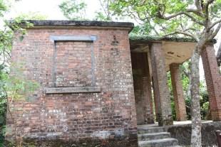 列為三級歷史建築的紅磚屋