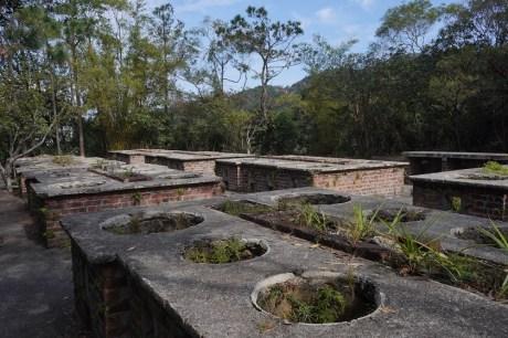 戰時爐灶遺址