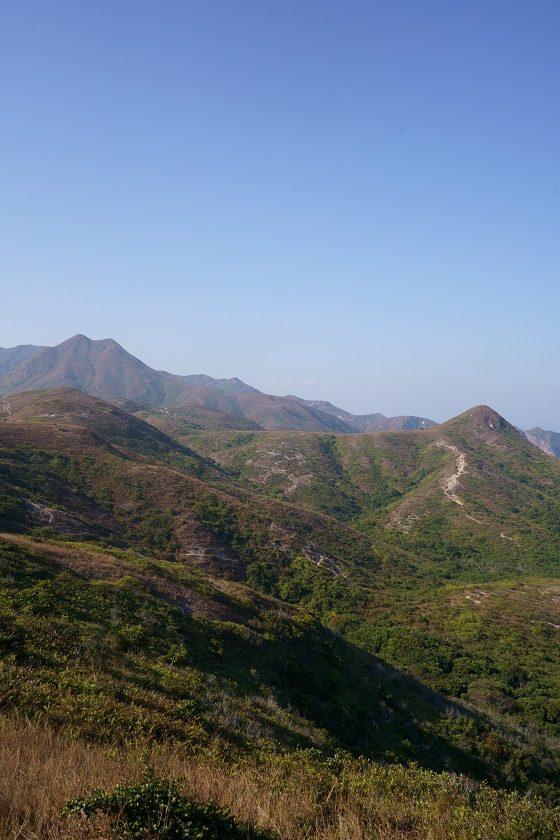 西貢最美的山脈