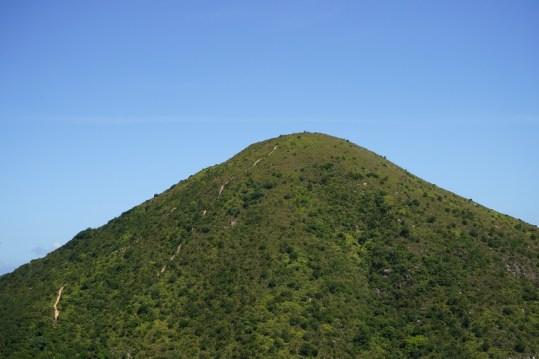 真正的玉桂山
