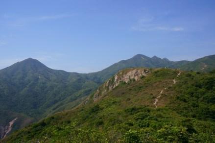 東灣山及米粉頂