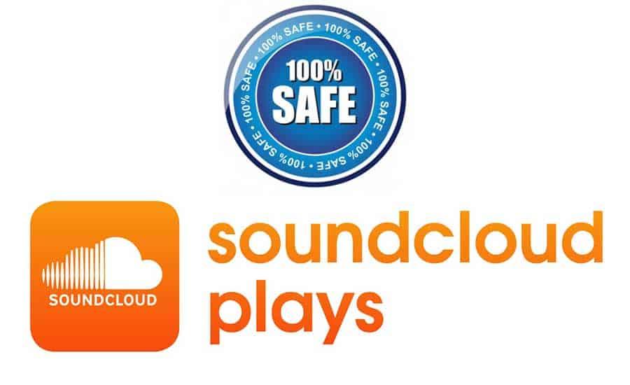 safe soundcloud plays