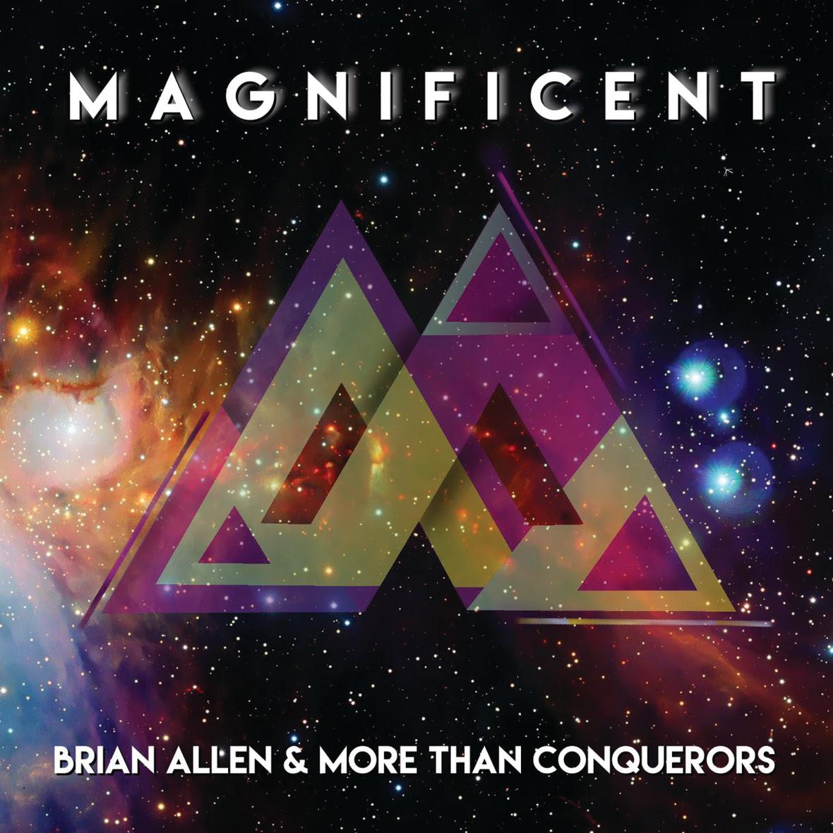 Singer Brian Allen releases 'Magnificent' album