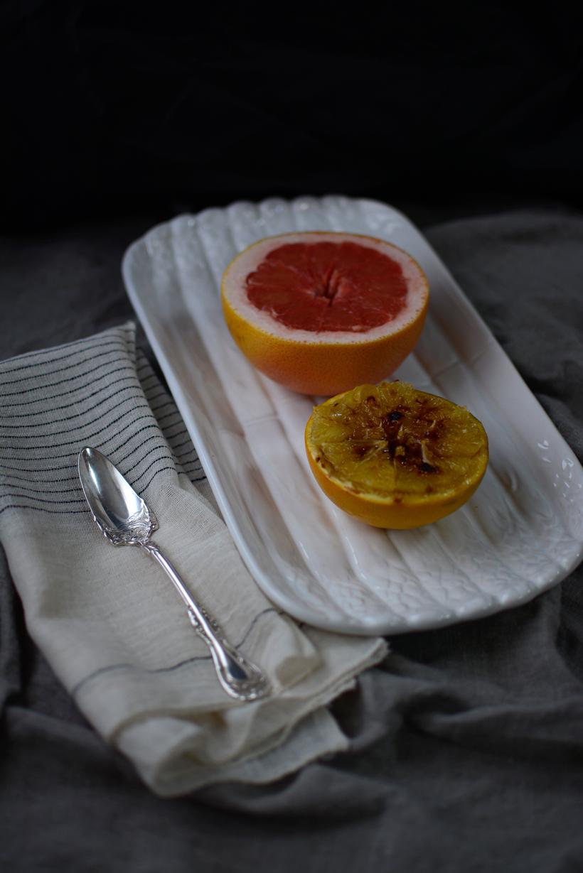 Grapefruit-Lightened