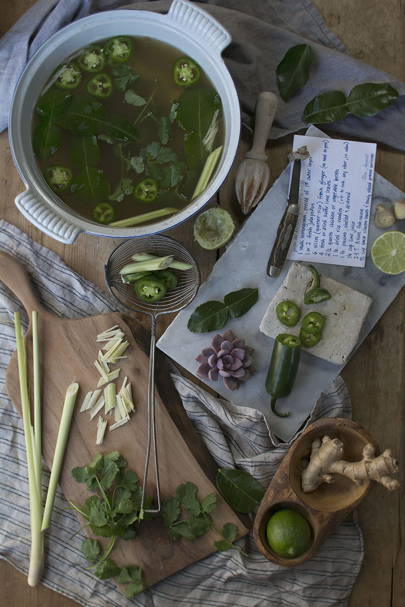 Shrimp Tom Yum Soup Blog