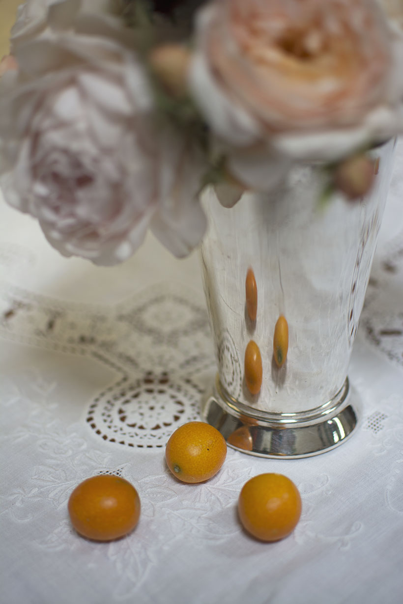 Kumquats Roses