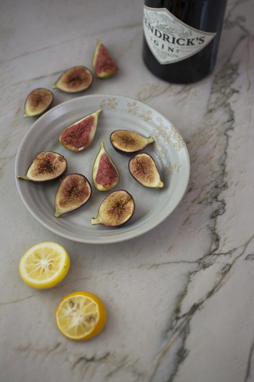 Figs Hendricks Gin
