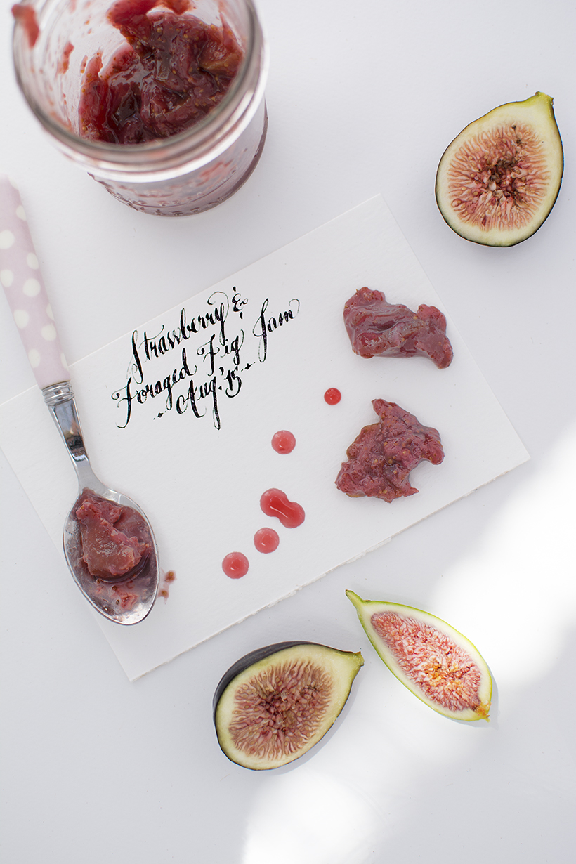 Strawberry & Fig Jam
