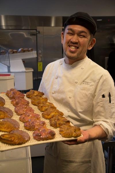 Chef NOBU HOYO