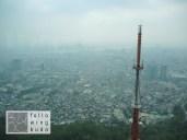 Ausblick über Seoul