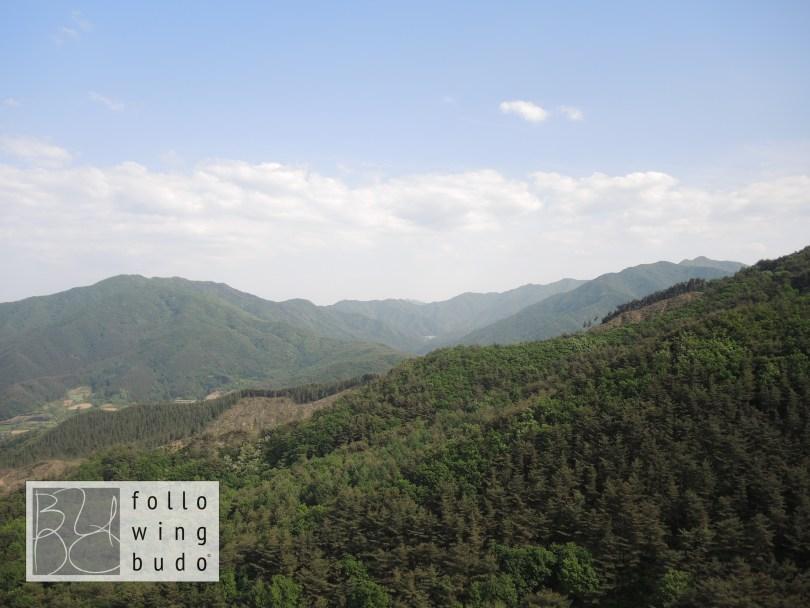Blick vom Observatorium