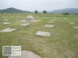 Gelände des ehemaligen Hwangnyongsa Tempels