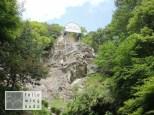 Das 1.500 Jahre alte Buddha Relief