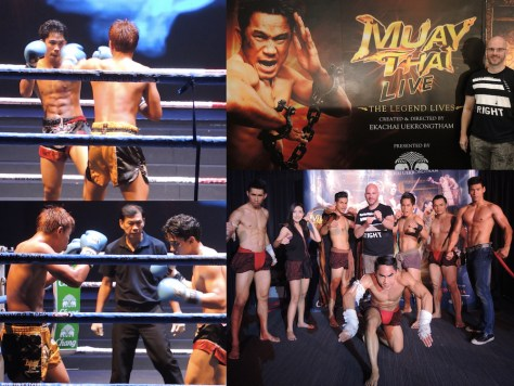Muay Thai Kopie