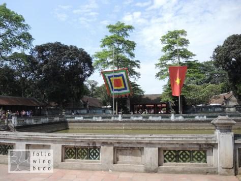 Der Literaturtempel war zudem Hà Nois erste Universität.