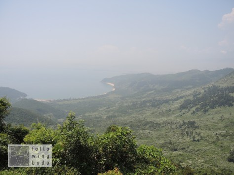 Die Bucht von Da Nang